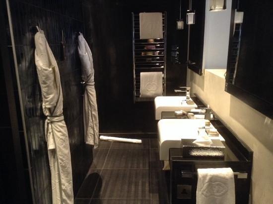 Sofitel Casablanca Tour Blanche: room 807 bathroom