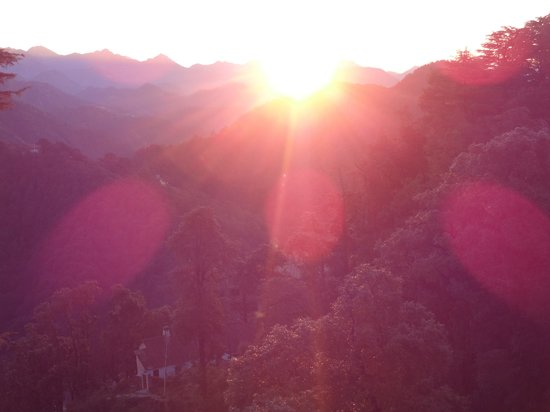 Hotel Oak Bush: Sunrise