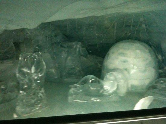 Jungfrau: Ice museum
