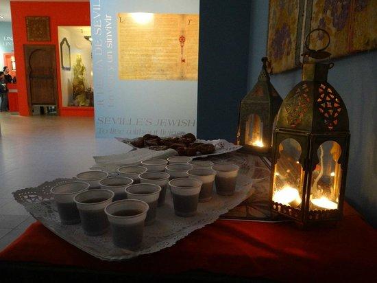 Centro de Interpretacion Juderia de Sevilla : Saborea la Judería de Sevilla
