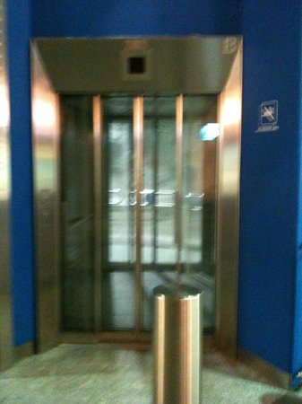 Jungfrau: Elevator