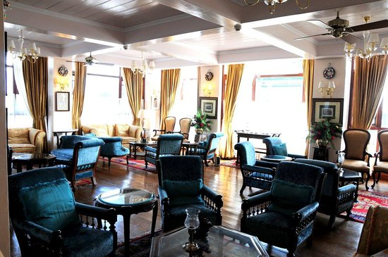 The Elgin Silver Oaks, Kalimpong : Lounge