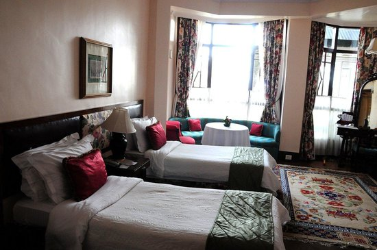 The Elgin Silver Oaks, Kalimpong : Ground floor room