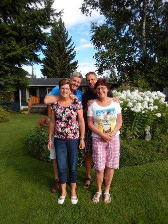 Garden View Cottage Bed & Breakfast: Dirk/Co/Minze/Janny  Holland