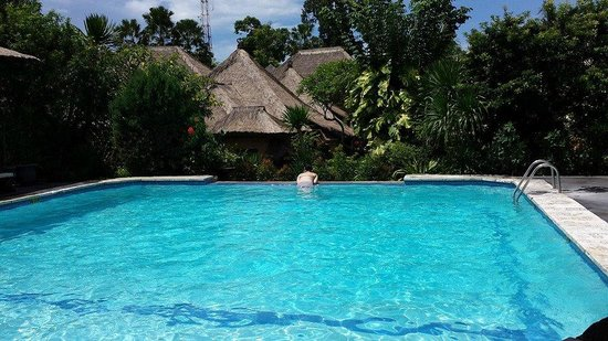 Bali Agung Village: Pool area