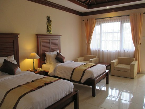 Bhuwana Ubud Hotel: The room