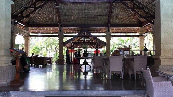 Bali Agung Village: Foyer