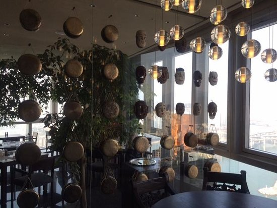 Park Hyatt Busan: レストラン