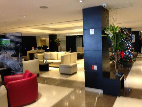 NH Collection Mexico City Reforma: Lobby y recepción