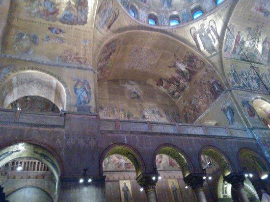 Markusdom (Basilica di San Marco): Cristo, profeti...bellissimi!