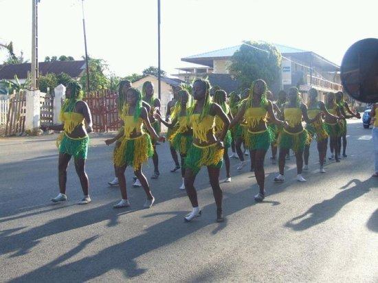 Orangea Village: Il carnevale malgascio