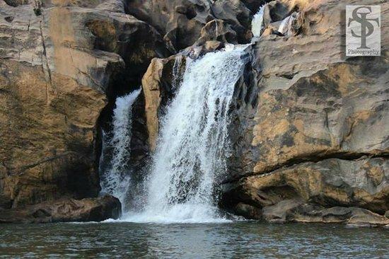 Aruvi Resorts : waterfall