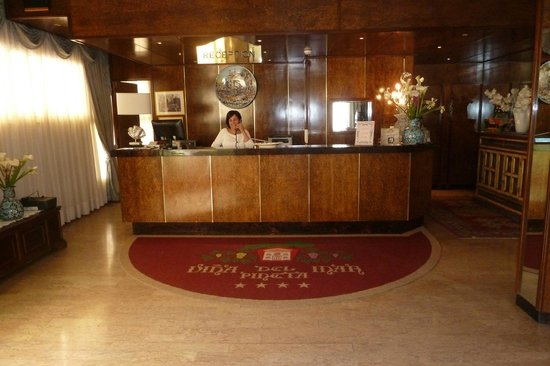 Hotel Vina del Mar Pineta : Welcome