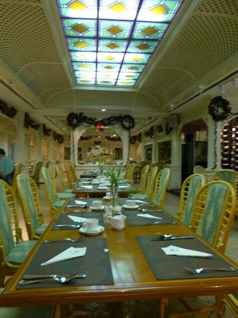 The Tawana Bangkok: Salle à manger