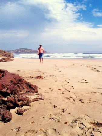 Robberg Nature Reserve: secrect beach