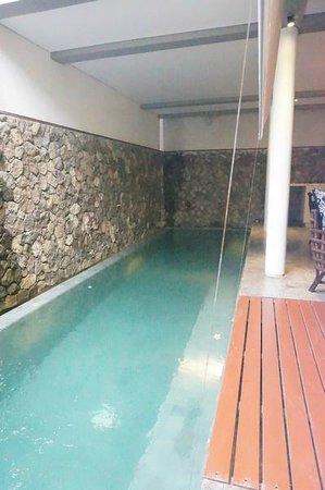 Mahala Hasa: The long pool