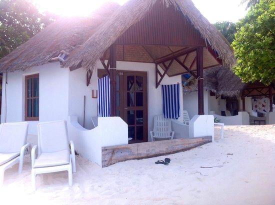 Thulhagiri Island Resort: il bungaloww n.122