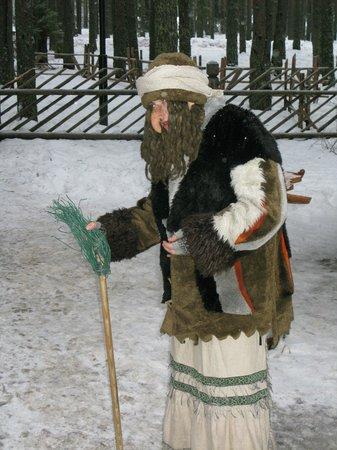 Ded Moroz Estate: угадайте кто
