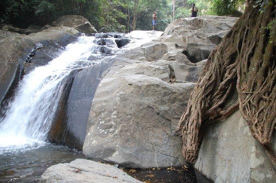Pala-U Waterfall: а вот и водопад, 4 уровень