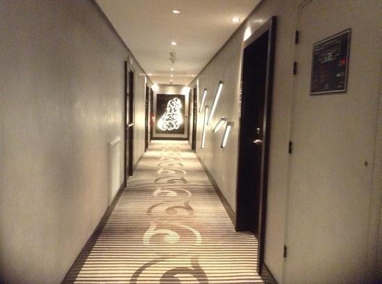 Sofitel Casablanca Tour Blanche : hallway 8th floor