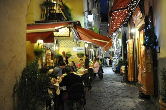 Ristorante Da Gigino: utsikten