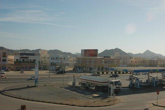 Ibra Oman  city pictures gallery : View from our balcony Bild von Ibra Motel, Ibra TripAdvisor