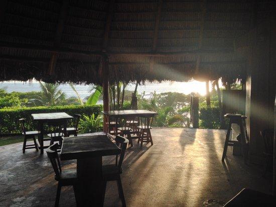 El Rey Patricio: restaurante del hotel