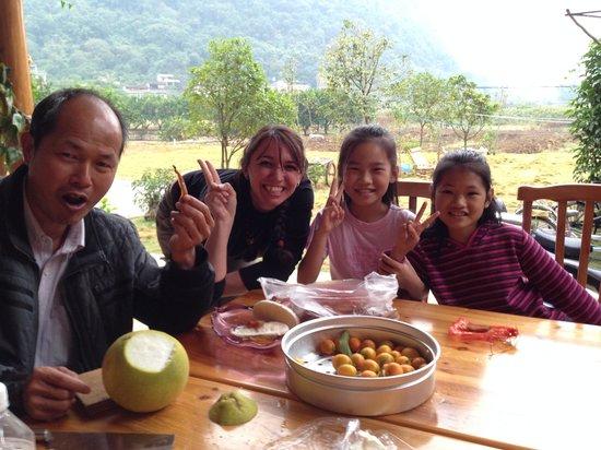 Yangshuo Huanggong Garden Hotel: con la familia!
