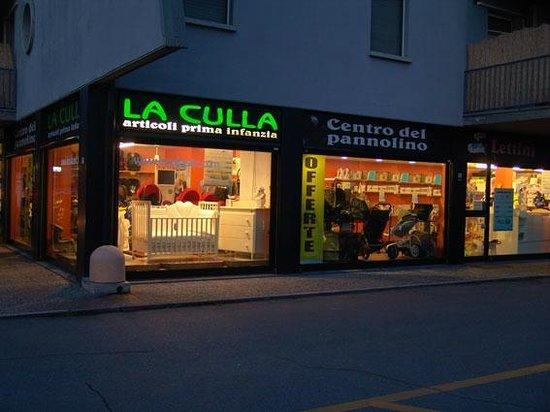 La Culla - negozio prima infanzia