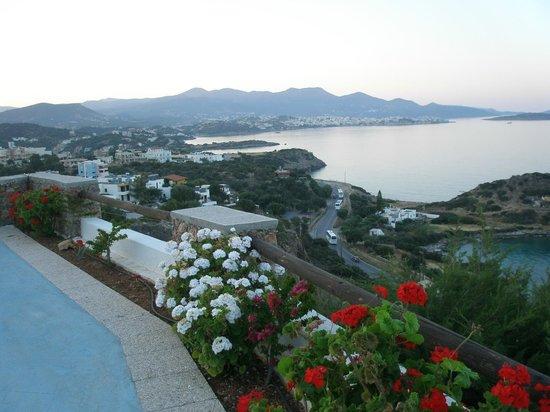 Blue Marine Resort & Spa: Вид со смотровой площадки