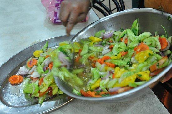 Kumar's: Vegetable Raita