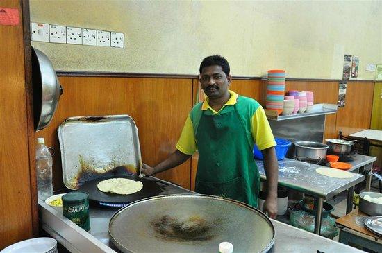 Kumar's: The Capati Maker