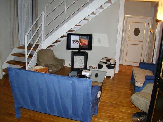 Le Place d'Armes Hotel : Chambre 26