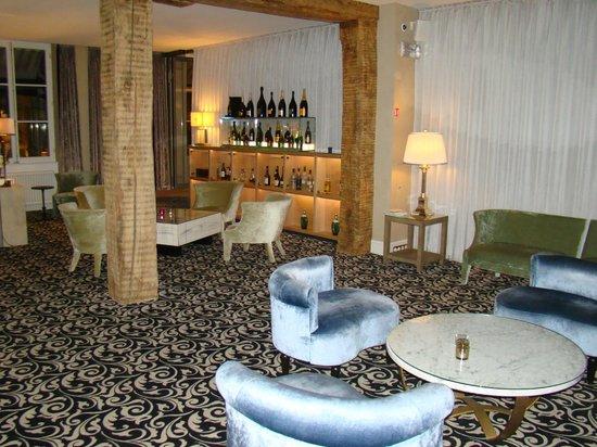 Le Place d'Armes Hotel : Salon
