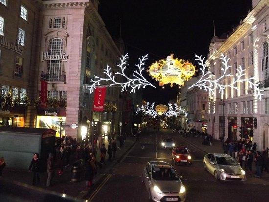 Golden Tours: night london tour