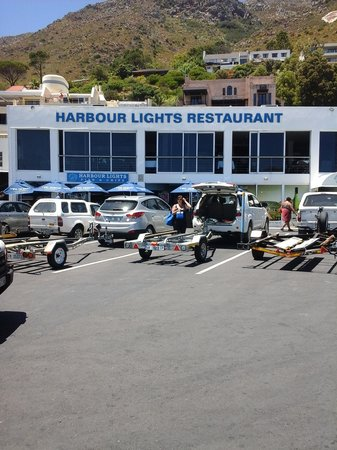 Harbour Lights Seafood Grill: Harbor Light  restaurant
