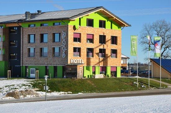 Explorer Hotel Neuschwanstein: Hotelfront