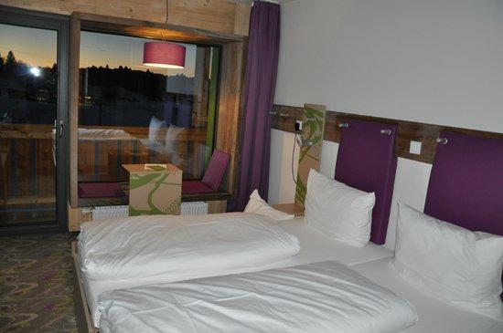 Explorer Hotel Neuschwanstein: Hotelzimmer