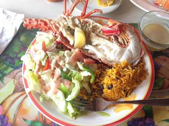 IlanLyfe: Lunch.