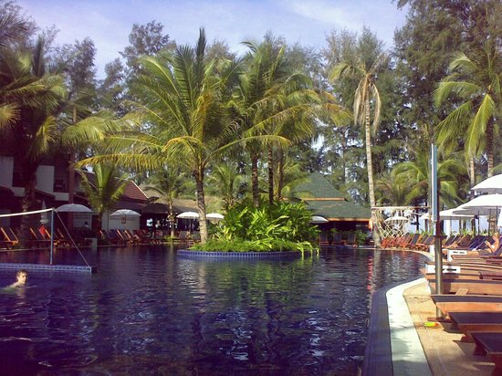 Sunwing Bangtao Beach: The pool area