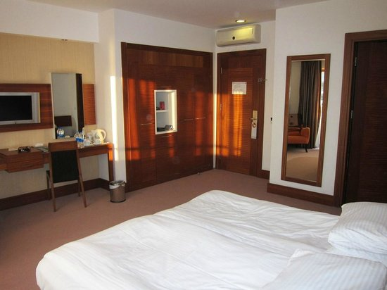 Voyage Belek Golf & Spa: Our Room