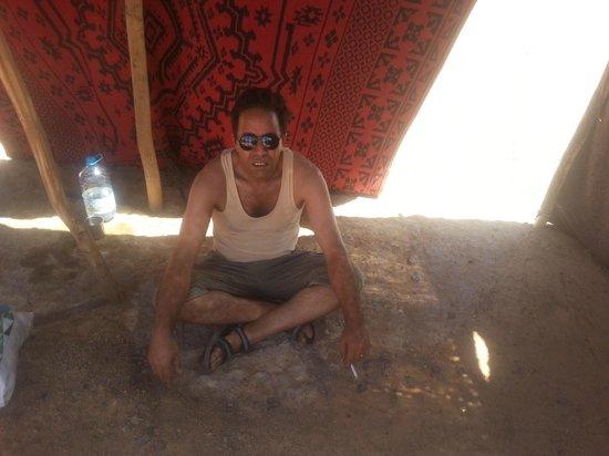 Nasser Palace Hôtel & Bivouacs: thérapie sableuse au bivouac