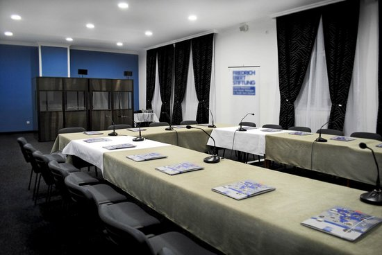 Belgrade City Hotel : Meeting and conference facilities