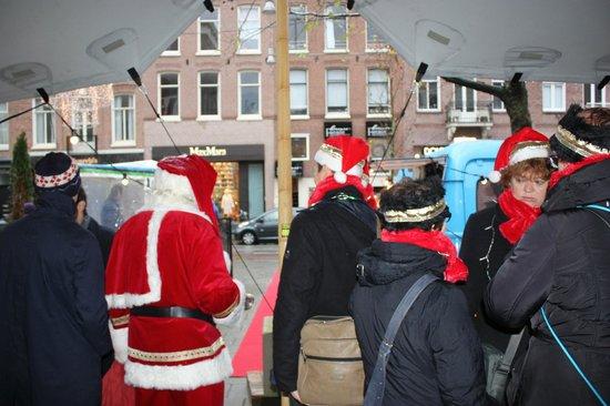 Museum Quarter: X-mas at the P.C. Hooftstraat!