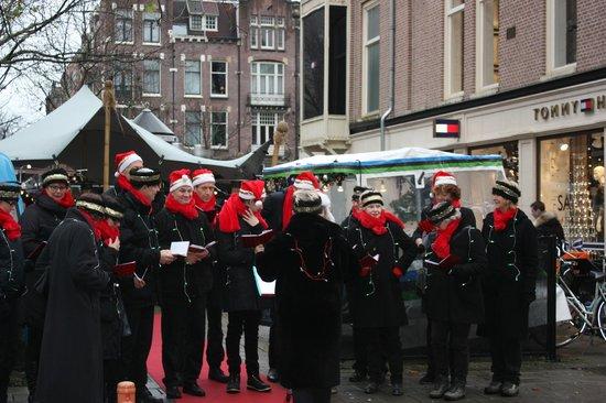 Museum Quarter: Christmas Choir