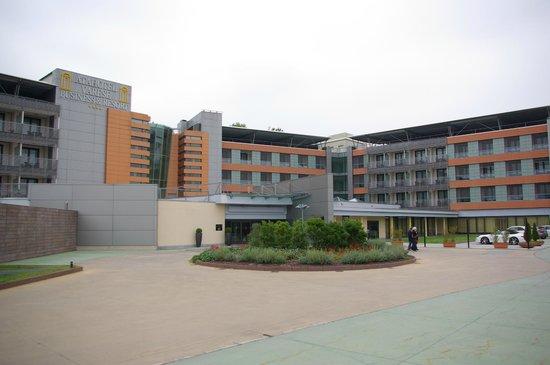 Atahotel Varese: Hotel