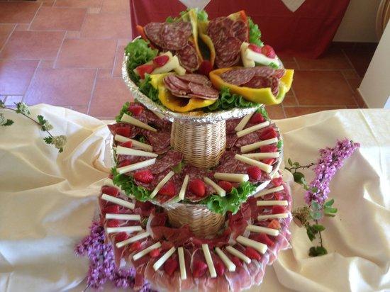 La Poiana : Buffet