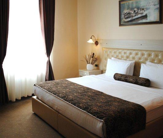 Belgrade City Hotel : Standard double room
