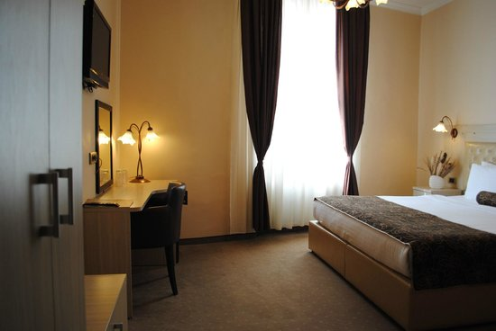 Belgrade City Hotel : Standard double room