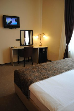 Belgrade City Hotel : Standard room
